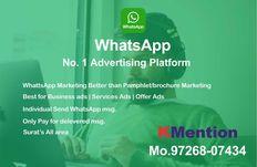 Digital WhatsApp Marketing in Surat By KMention